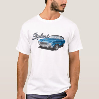 68 Buick Skylark in Blue T-Shirt
