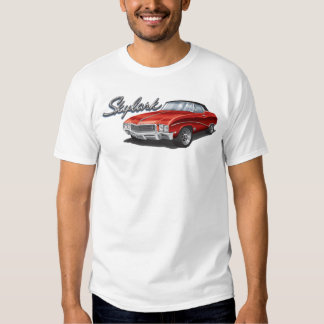 68 Buick Skylark in Red T Shirts