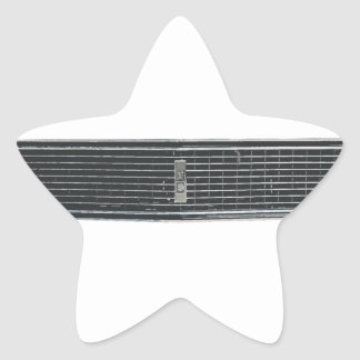 68-Camaro-RS Star Sticker