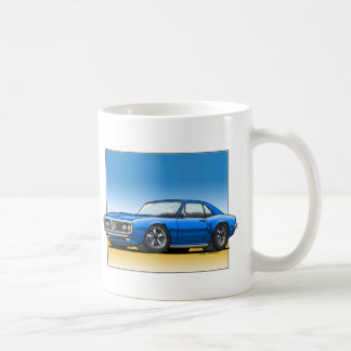68_Firebird_BLUE Coffee Mug