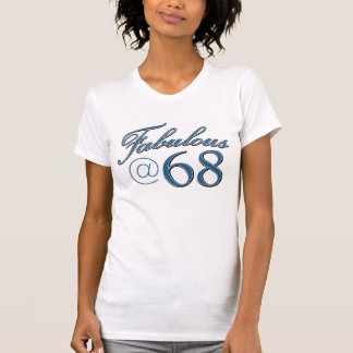 68  year old birthday designs T-Shirt