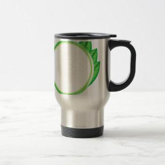 68Green Logo_rasterized Travel Mug