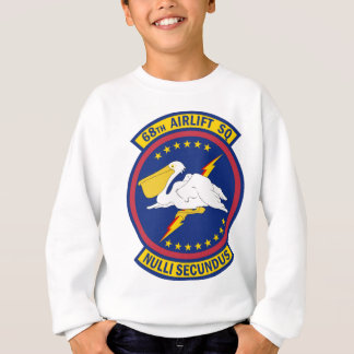 68th Airlift Squadron - Nulli Secundus Sweatshirt