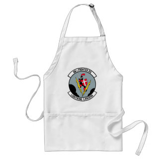68th Fighter Squadron Lighting Lancers Aprons