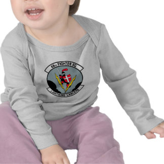 68th Fighter Squadron Lighting Lancers T Shirt