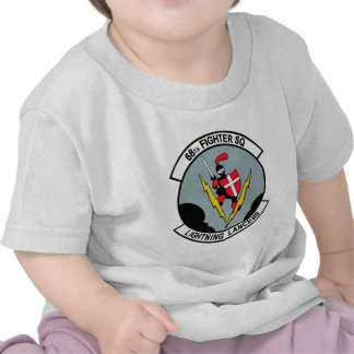 68th Fighter Squadron Lighting Lancers Shirts