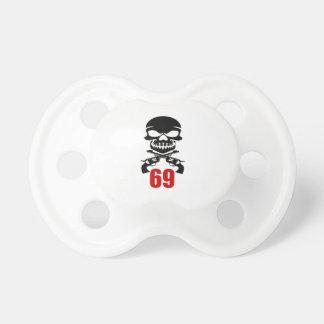 69 Birthday Designs Pacifier