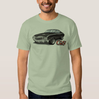 69 Buick GS in Black Shirt