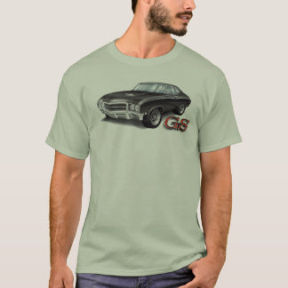 69 Buick GS in Black T-Shirt