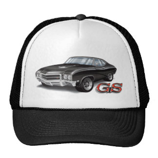 69 Buick GS in Black Trucker Hat