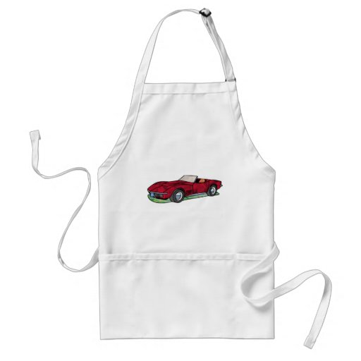 69 Corvette Sting Ray Roadster Apron