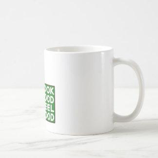 69 Look Good Feel Good Coffee Mug