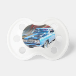 69 road runner pacifier