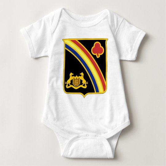 69th Infantry Regiment Baby Bodysuit