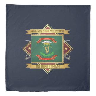 69th New York Volunteer Infantry Duvet Cover