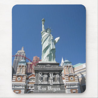 6-22-2010 901, New YorkNew York Las Vegas Mouse Pad