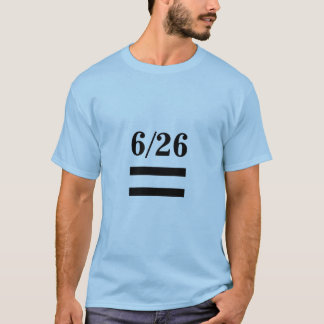 6/26 marriage equality decisions T-Shirt