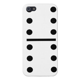 6 and 6 Dominos Design case Case Savvy iPhone 5 iPhone 5/5S Cover