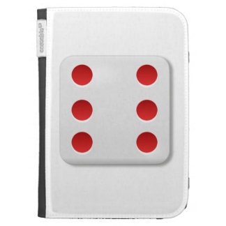 6 Dice Roll Kindle 3G Cover