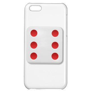 6 Dice Roll iPhone 5C Cases