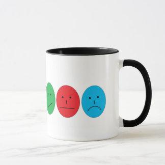 6 Emotions, 1 Mug
