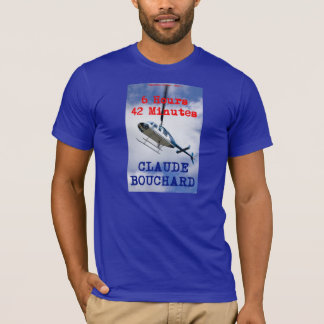 6 Hours 42 Minutes T-shirt