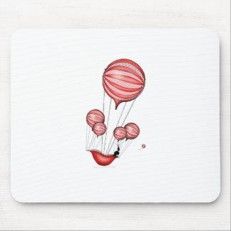 6) loss - tony fernandes mouse pad