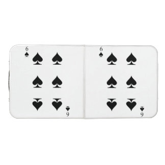 6 of Spades Pong Table