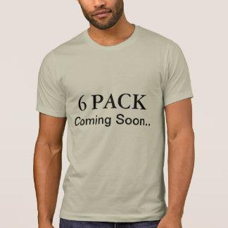 6 Pack T-Shirt