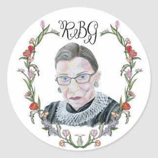 6 RBG Stickers
