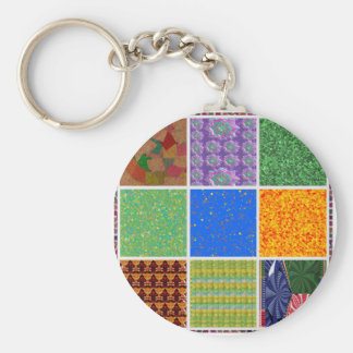 6 TEMPLATE Colored easy to ADD TEXT and IMAGE gift Key Chains