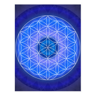 6 The third eye chakra created by Tutti Postcard