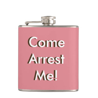 6oz. stainless steel flask-hip on-the-go accessory hip flask