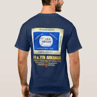6th & 7th Arkansas Infantry (consolidated) T-Shirt