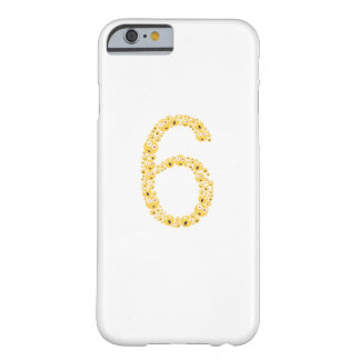 6th Birthday 2011 Emoji Funny for Kids Boy Girls Barely There iPhone 6 Case