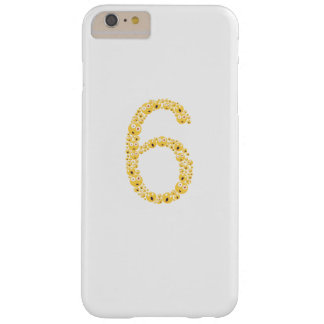 6th Birthday 2011 Emoji Funny for Kids Boy Girls Barely There iPhone 6 Plus Case
