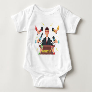 6th February - Lame Duck Day - Appreciation Day Baby Bodysuit