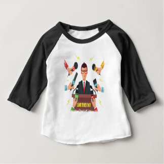 6th February - Lame Duck Day - Appreciation Day Baby T-Shirt