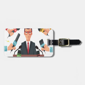 6th February - Lame Duck Day - Appreciation Day Luggage Tag