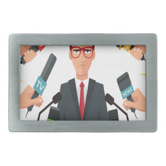 6th February - Lame Duck Day - Appreciation Day Rectangular Belt Buckle