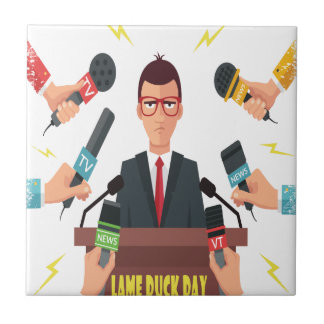 6th February - Lame Duck Day - Appreciation Day Tile