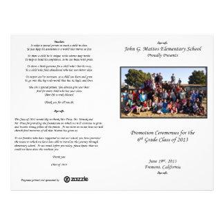 6th GRADE Programs Flyer