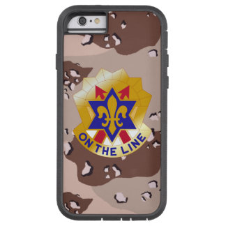 6th Infantry Division Sight Seein Sixth Camo iPhone 6 Case