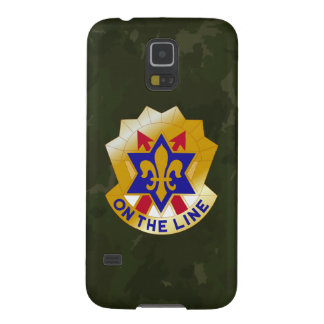 """6th Infantry Division """"Sight Seein' Sixth"""" Camo Case For Galaxy S5"""