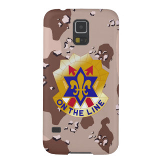 """6th Infantry Division """"Sight Seein' Sixth"""" Camo Galaxy S5 Cover"""