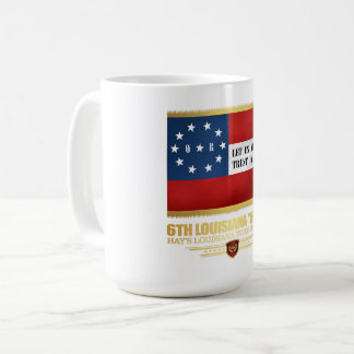 "6th Louisiana ""Irish"" Infantry Coffee Mug"