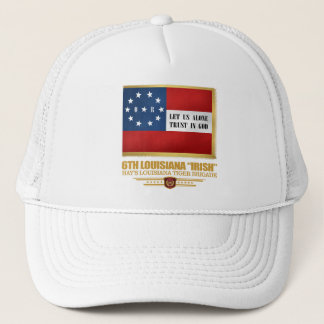 "6th Louisiana ""Irish"" Infantry Trucker Hat"