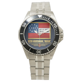 "6th Louisiana ""Irish"" Infantry Watch"