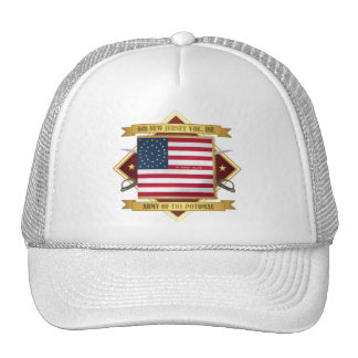6th New Jersey Volunteers Trucker Hat