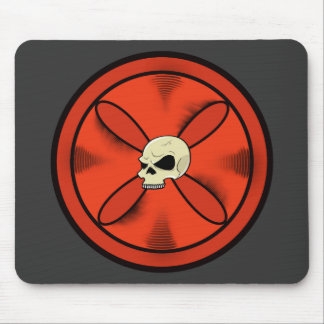 6th NIGHT FIGHTER SQUADRON. Mouse Pad